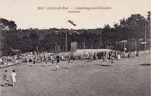 Festwiese 1915