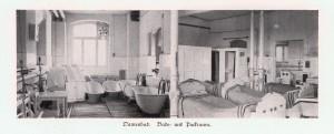 Damenbaderaum