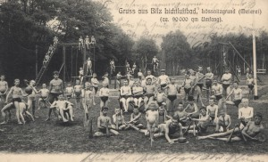 Herrenbad, 1920er Jahre