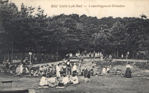 Vor dem ersten Weltkrieg
